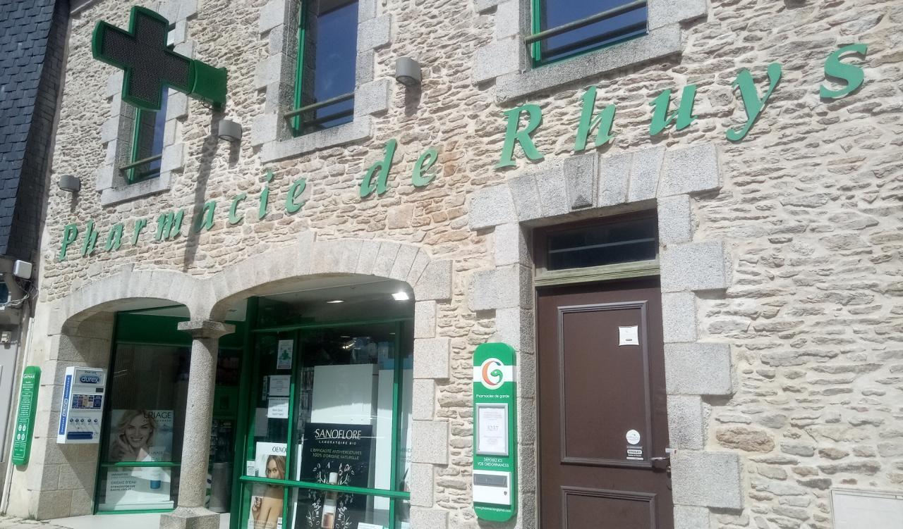 Pharmacie de Rhuys à Sarzeau