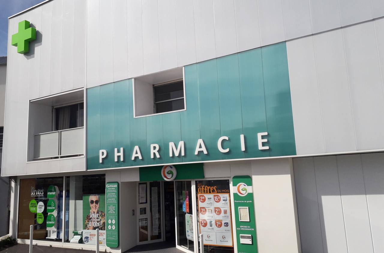 Pharmacie Peneau à Coueron 44