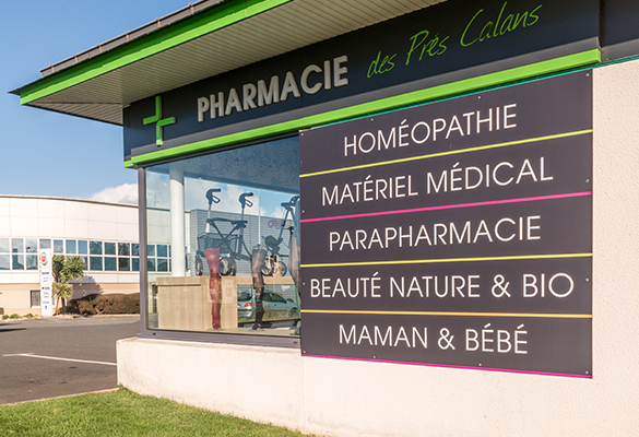 photo pharmacie des pres calans