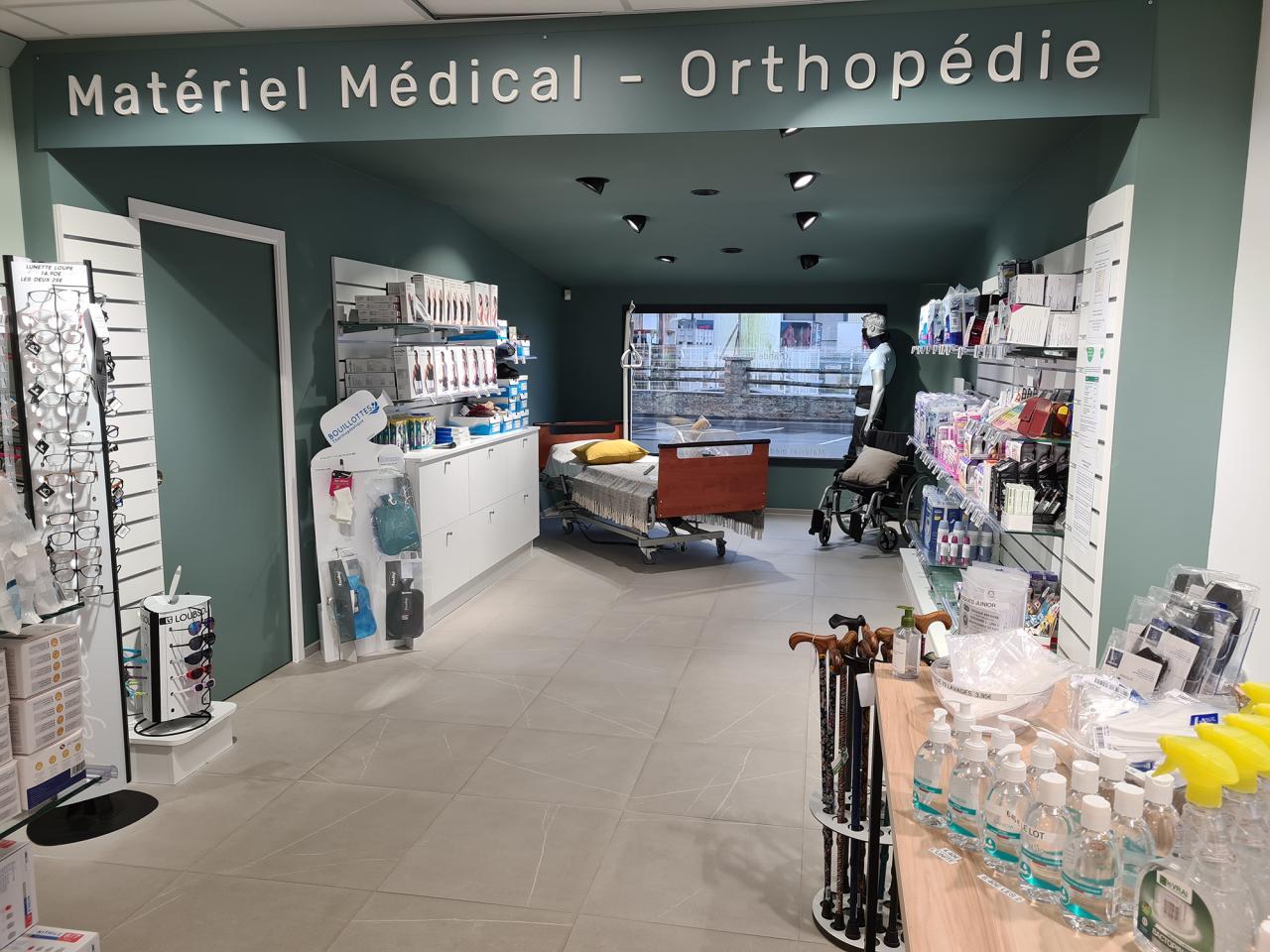 Photos de la pharmacie Saint Guénlo à Penmarch